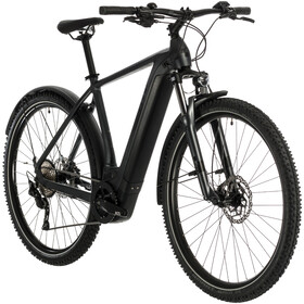 Cube Cross Hybrid Pro 625 Allroad, iridium'n'black